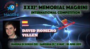 DAVID ROMERO VILLEN